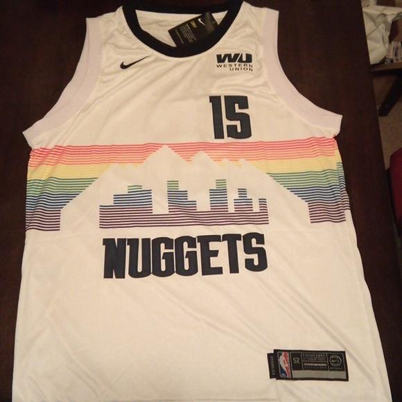d0bfc23251d Shirts | Denver Nikola Jokic City Edition Jersey | Poshmark